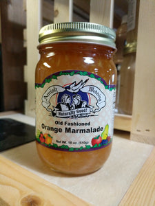 Amish Wedding 18oz Orange Marmalade