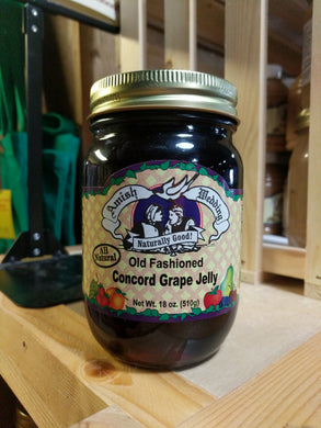 Amish Wedding 18oz Concord Grape Jelly