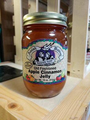 Amish Wedding 18oz Apple Cinnamon Jelly