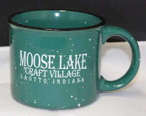 Moose Lake Village Green 16oz. Mug