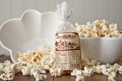 Medium Yellow Popcorn 4 oz. Single Serving Bag