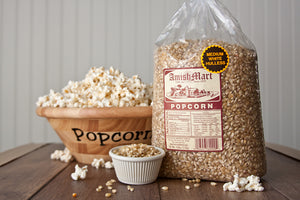 6 lb. Medium White Popcorn (Hulless)