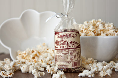 Purple Gem Popcorn 4 oz. Single Serving Bag