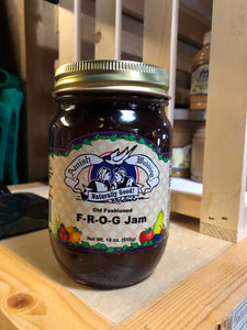 Amish Wedding 18oz F-R-O-G Jam