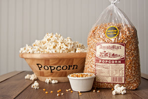 6 lb. Medium Yellow Popcorn