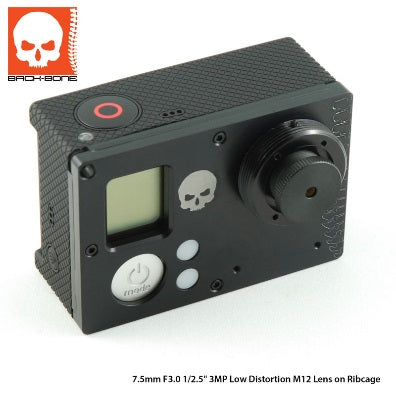 7.5mm 3MP Low Profile M12 (IR-Cut)
