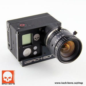 "2/3"" 8mm Low Distortion HD M0814-MP2"