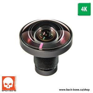 "1/2.3"" 1.21mm 220° Circular Fisheye"