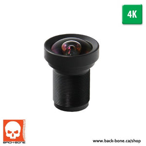 "1/2.3"" 2.97mm 16MP Low Distortion M12"