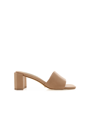Billini Lennox Heel in Sugar Brown
