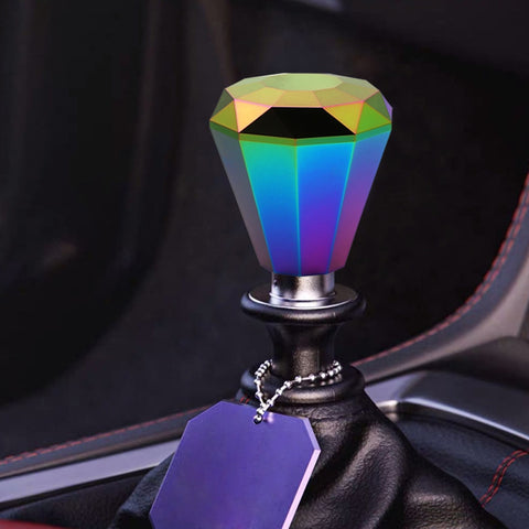 Diamond Shift Knob