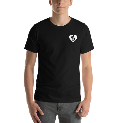 FB HEART SHIRT