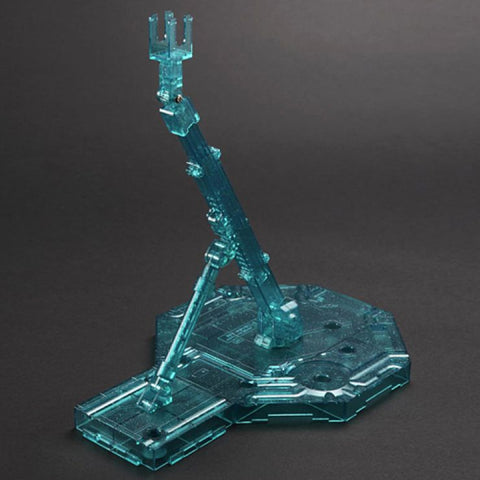 Action Base 1 Clear Sparkle Green