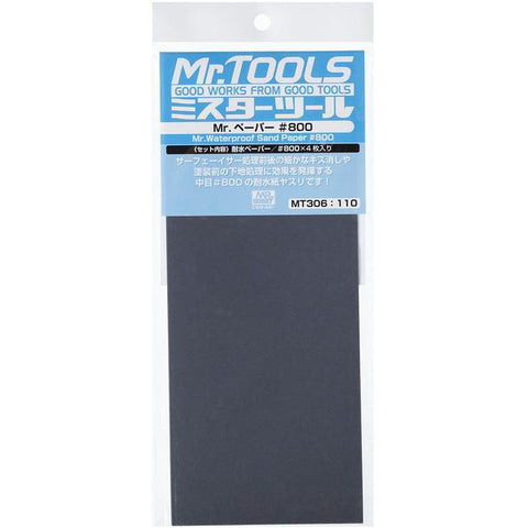 Mr. Waterproof Sand Paper #800 MT306