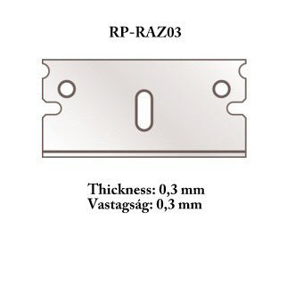RP Toolz Cutter Replacement Blades