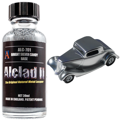 Alclad 701 Candy Bright Silver Base