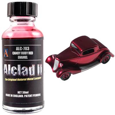 Alclad 703 Candy Ruby Red