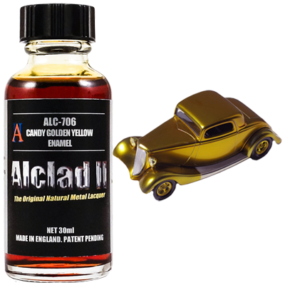 Alclad 706 Candy Golden Yellow