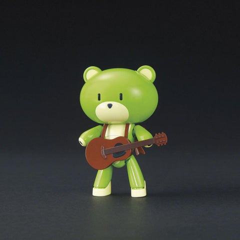 HGPG Petit'gguy Surf Green + Guitar