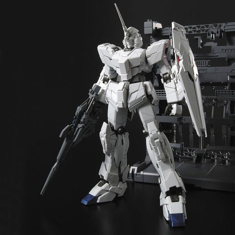 MG Unicorn Gundam HD Color + MS Cage