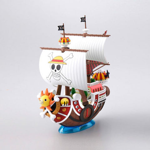 Thousand Sunny Grand Ship Collection
