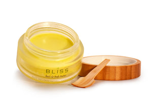 BLISS - Hair and Body Butter are formulated using only the purest organic ingredients for an experience that is both aromatherapeutic and nourishing for your skin