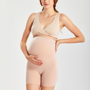 Maternity High Waist Support Shorts