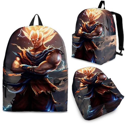 DBZ Goku Light Backpack