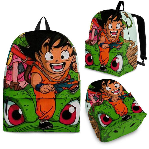 DBZ Goku & Shenron Backpack