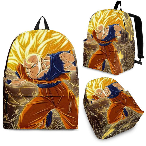 DBZ Goku SSJ3 Backpack