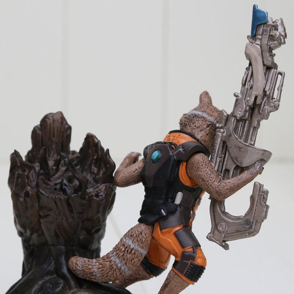 Super Hero Rocket Raccoon PVC Toy