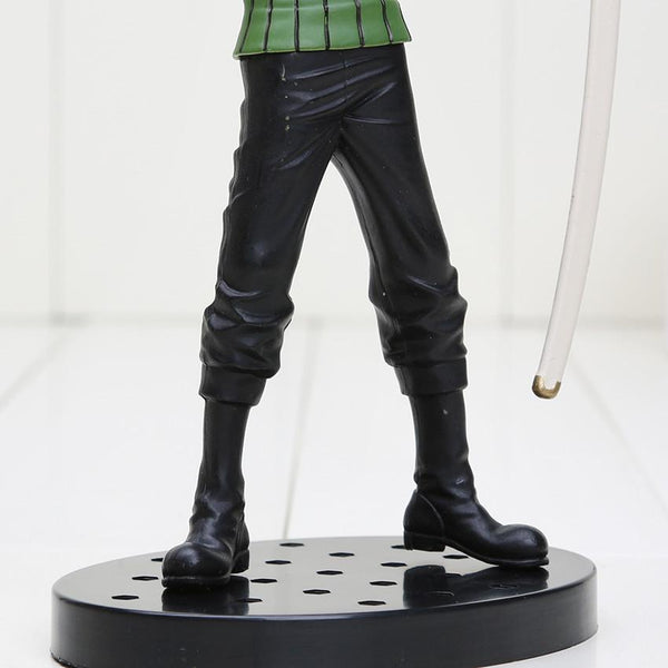 One Piece Zoro Dramatic Showcase PVC Toy