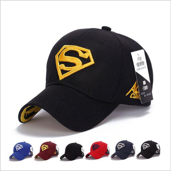 Superman Golf Hat