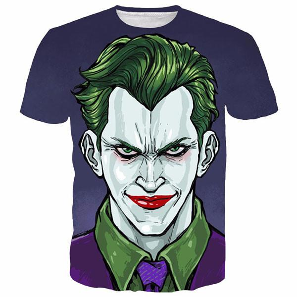 Joker Handsome 3D Shirts