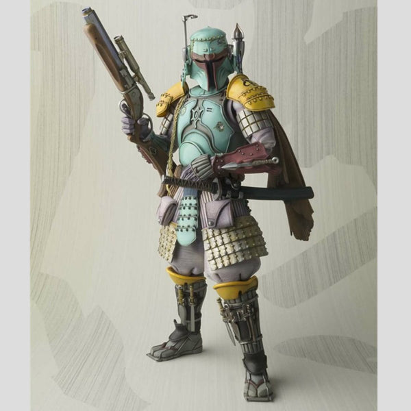 Star Wars Figure Boba Fett PVC Toy