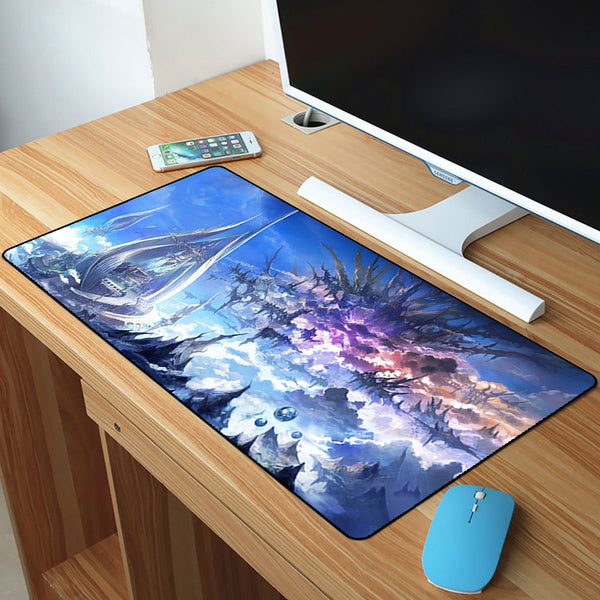 Final Fantasy XIV Heavensward Landscape Mousepad