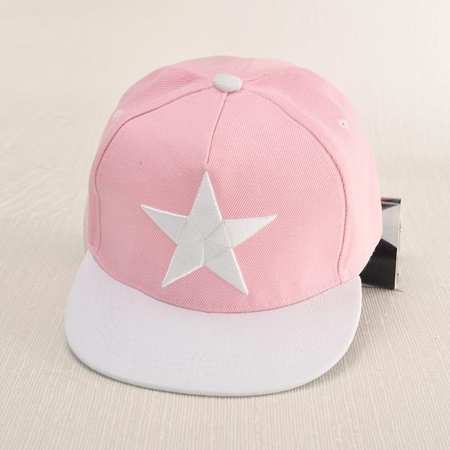 Star Embroidered Hat