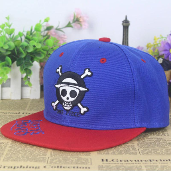 Anime One Piece Logo Baseball Hat