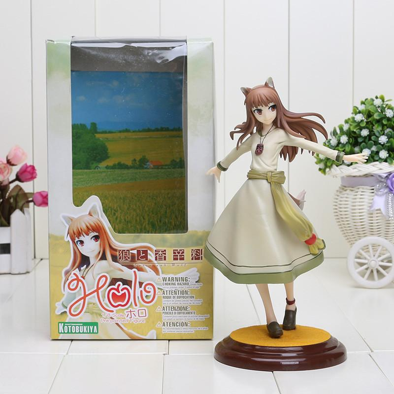 Wolf Holo Renewal Scale PVC Toy