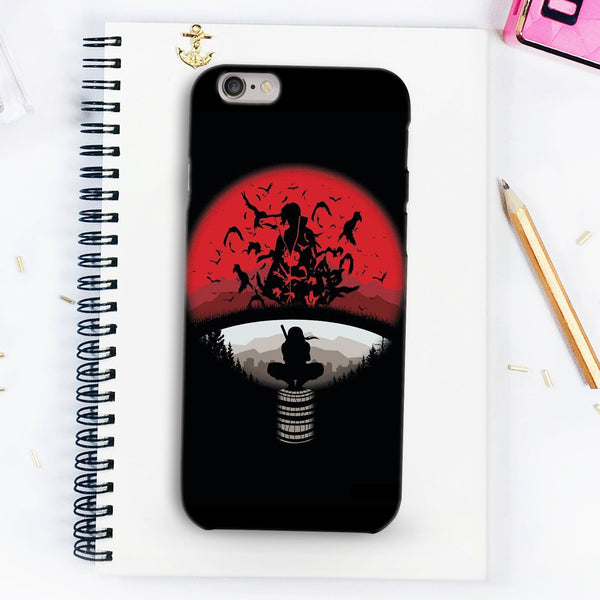 Uchiha Symbol Phone Case