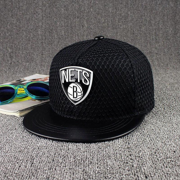 NETS Basketball Hat