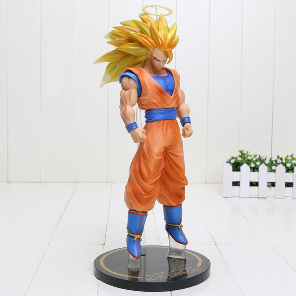 Dragon Ball Z Super Saiyan Son Gokou PVC Action Figure Toy
