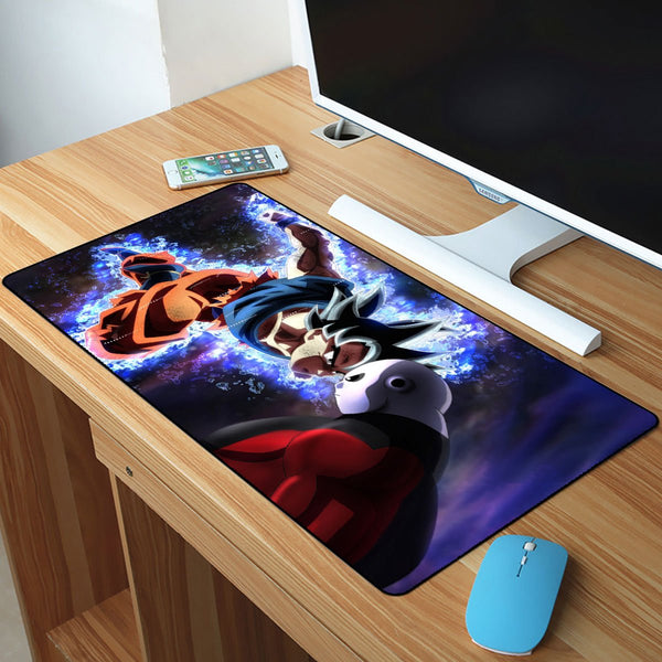 Dragon Ball Super Goku Jiren Mousepad