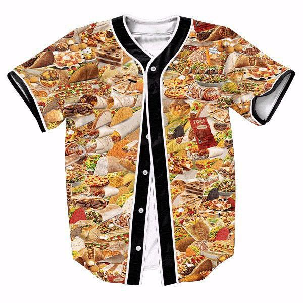 Foods Pizza 3D New Shirts