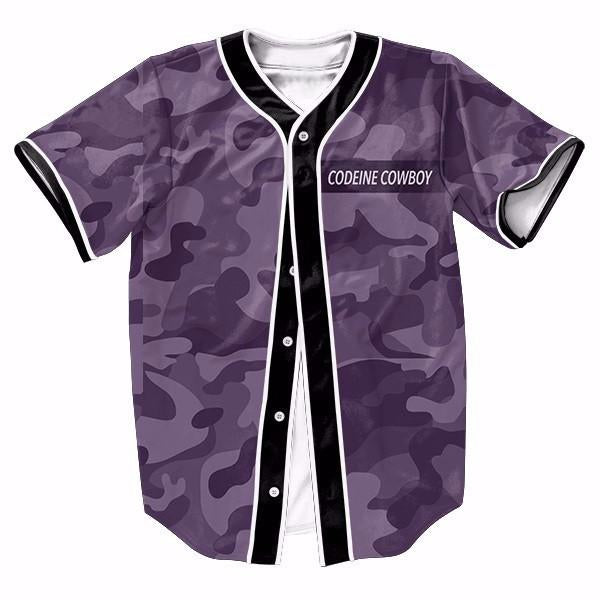 Purple Camouflage New Shirts