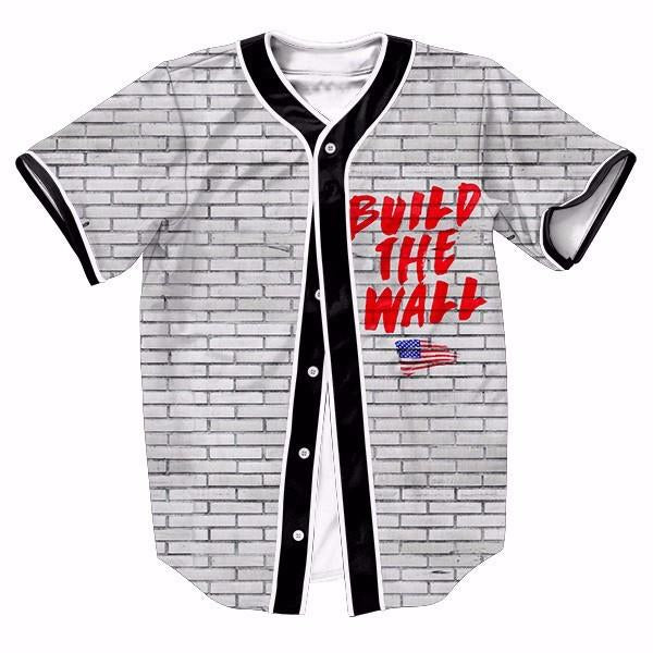 Build The Wall New Shirts