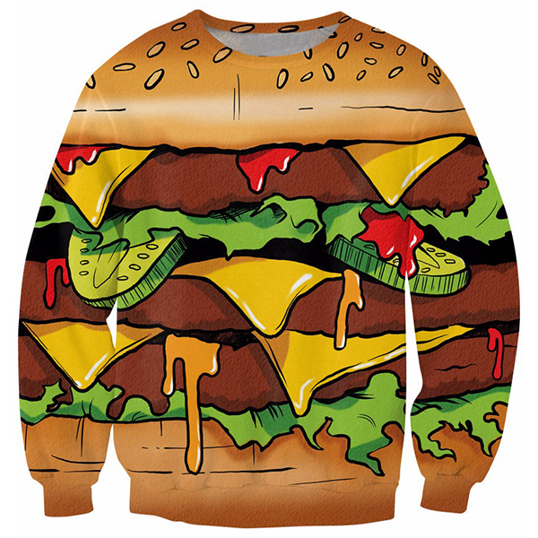 Juicy Burger Shirts