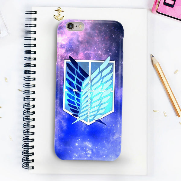 Attack On Titan Levi Symbol Phone Case