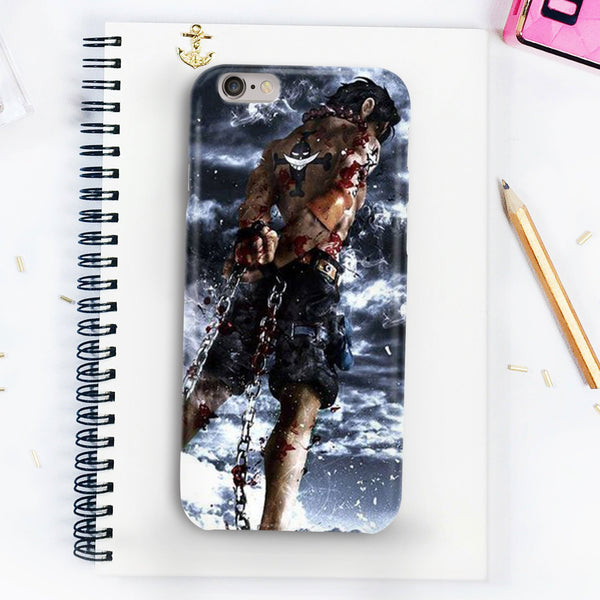 One Piece Portgas D. Ace Phone Case