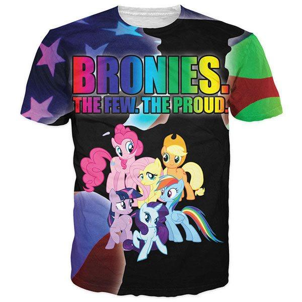 The My Little Pony Shirts